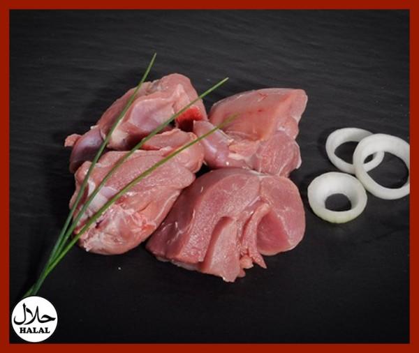 acheter blanquette de dinde en ligne livraison boucherie halal islam viande Nice