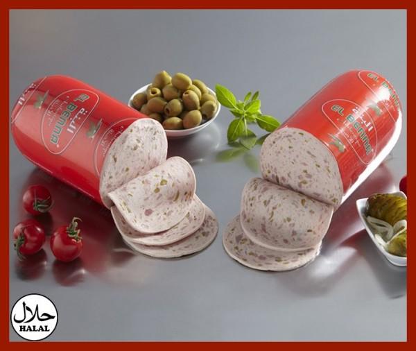 Roulade aux olives el benna