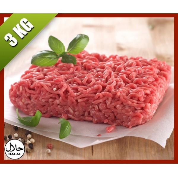 Viande hachée - 3kg