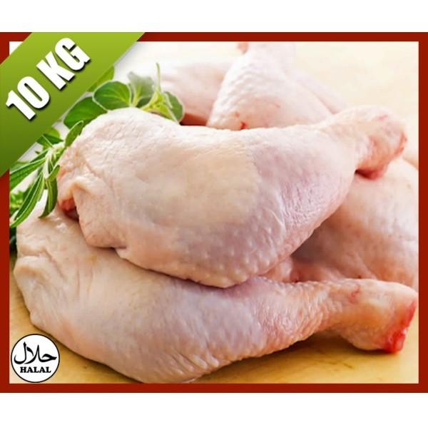 Cuisse de poulet - Carton de 10 KG