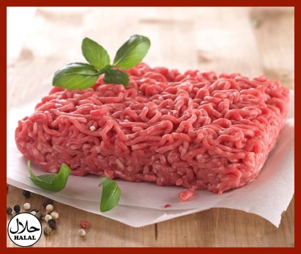 Livraison viande hachée halal à nice