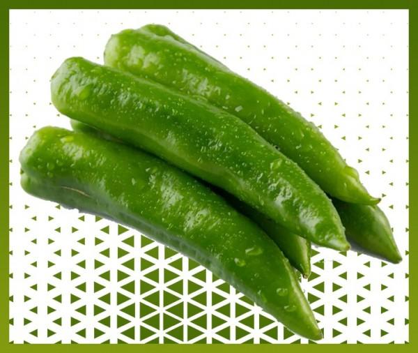 Livraison panier de légumes et Poivron vert salade à nice chez Islam viandes