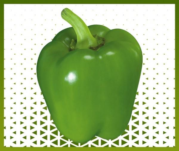 Livraison panier de légumes et poivron vert à nice chez Islam viandes