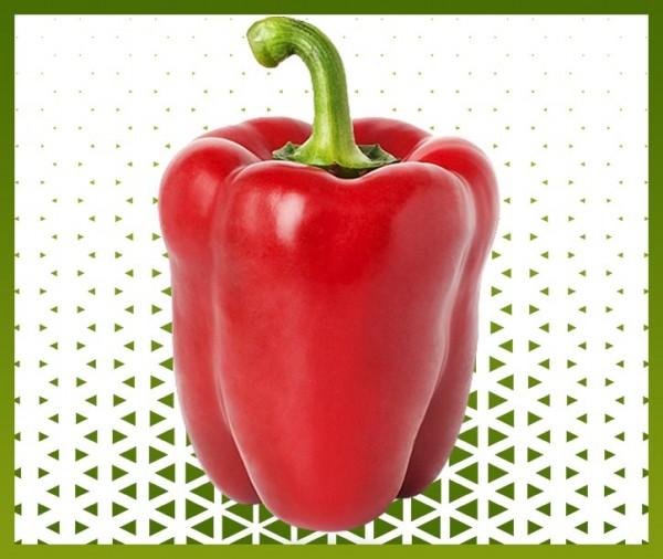 Livraison panier de légumes et poivron rouge à nice chez Islam viandes