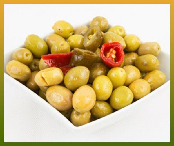 Olive piquante