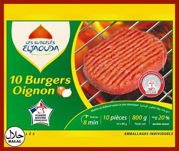 Burger Oignon Halal