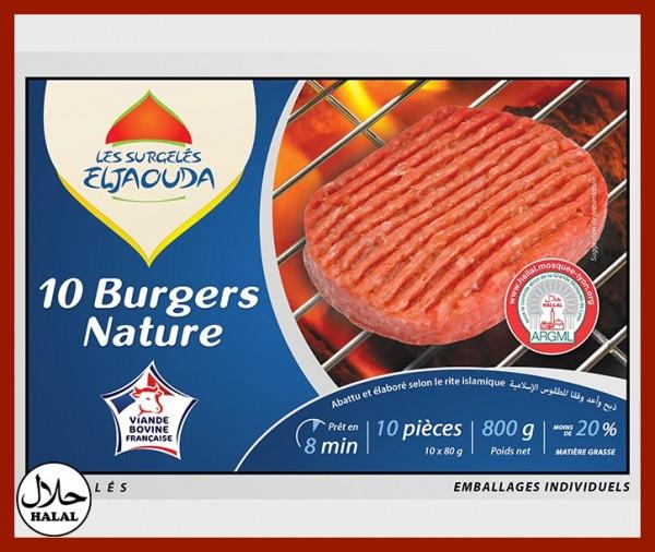 Burger Nature Halal