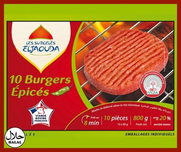 Burger Épicé Halal