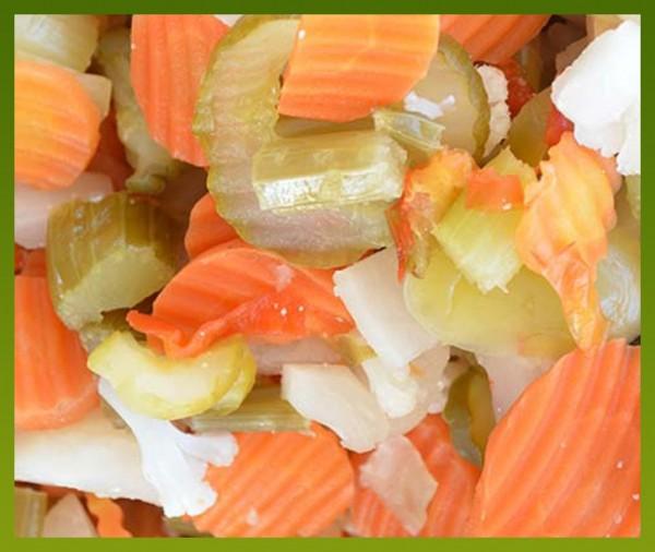 Variante de légumes